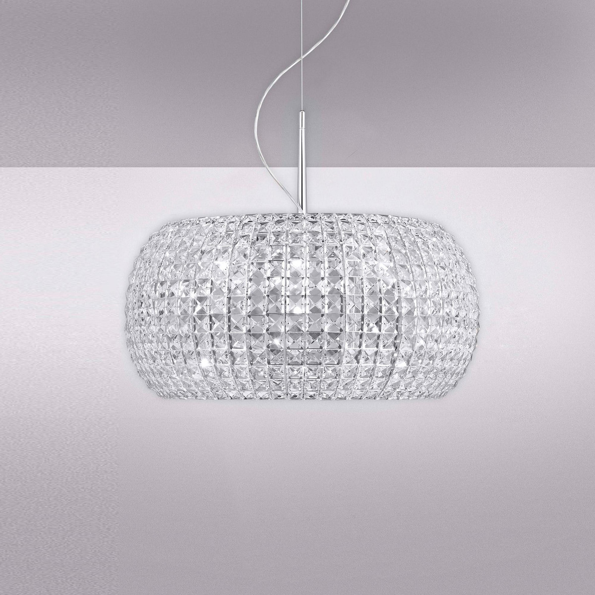 Pipe 3 led suspension lamp decor walther ambientedirect com - Marchetti Pulsar Suspension Lamp