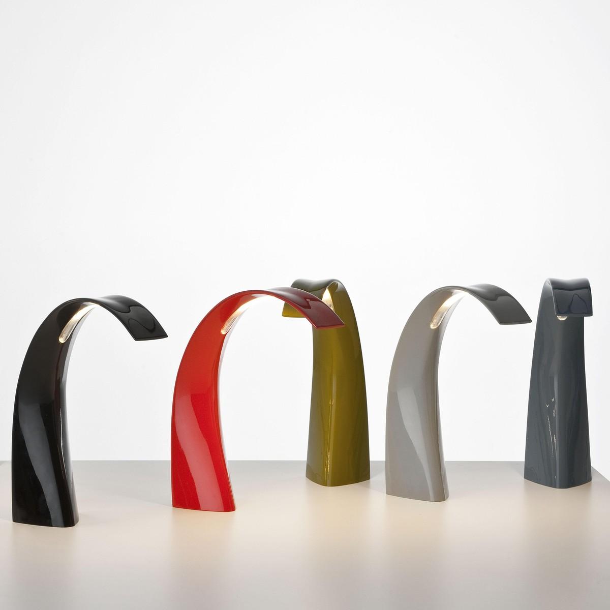 taj mini led lampe de table kartell. Black Bedroom Furniture Sets. Home Design Ideas