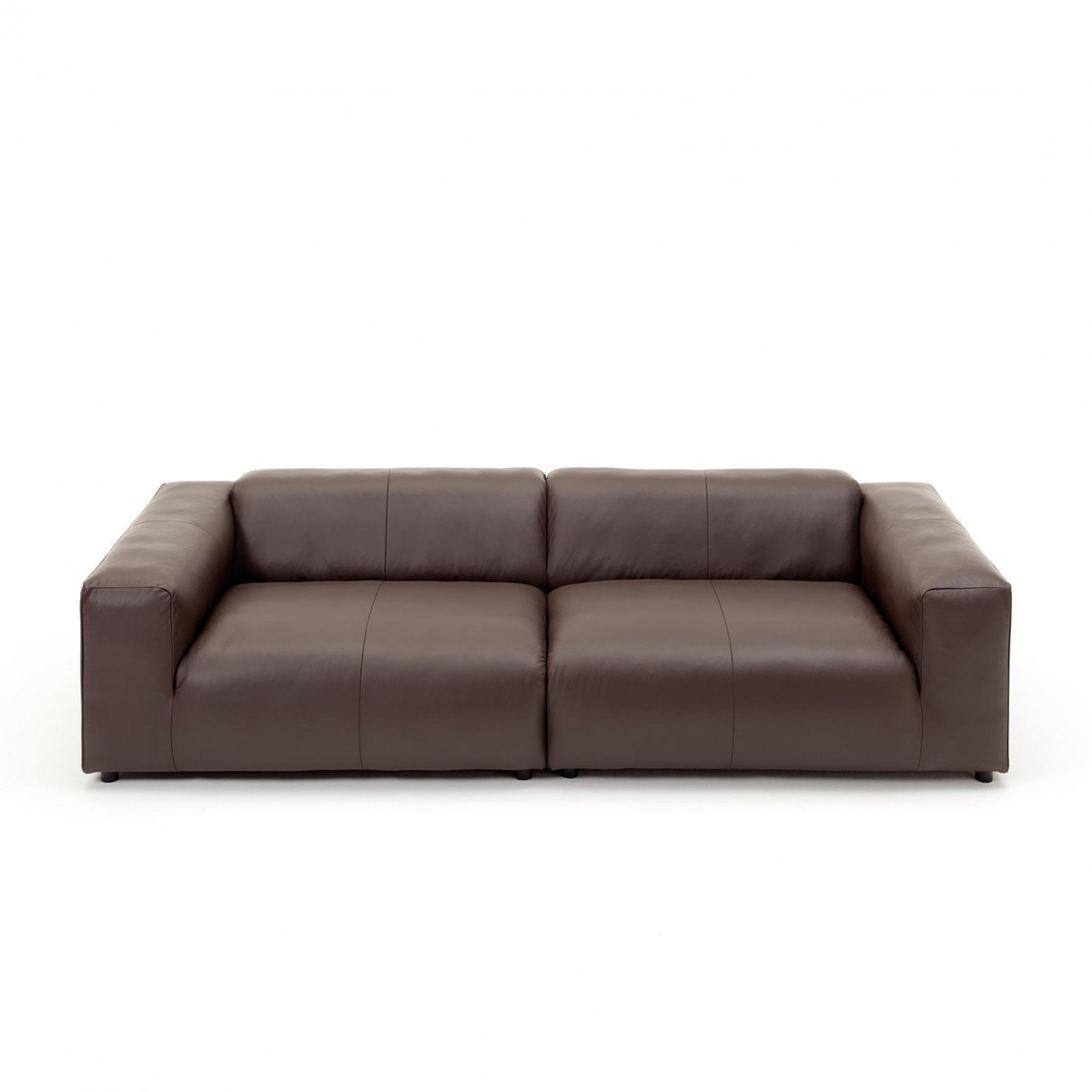 Ledersofa rolf benz  freistil 187 3-Seater Leather Sofa | freistil Rolf Benz ...