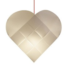 Le Klint - Heart Red - Pendellamp