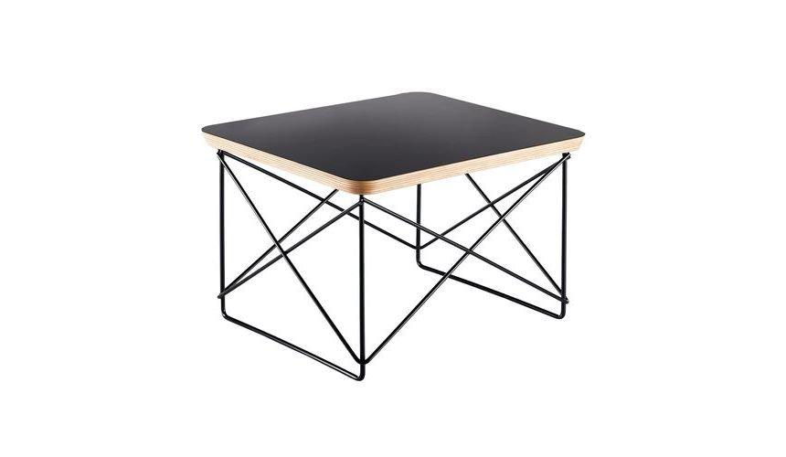 Occasional table ltr basic dark beistelltisch vitra for Beistelltisch vitra