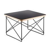 Vitra - Occasional Table LTR basic dark Beistelltisch - schwarz/Gestell basic dark schwarz