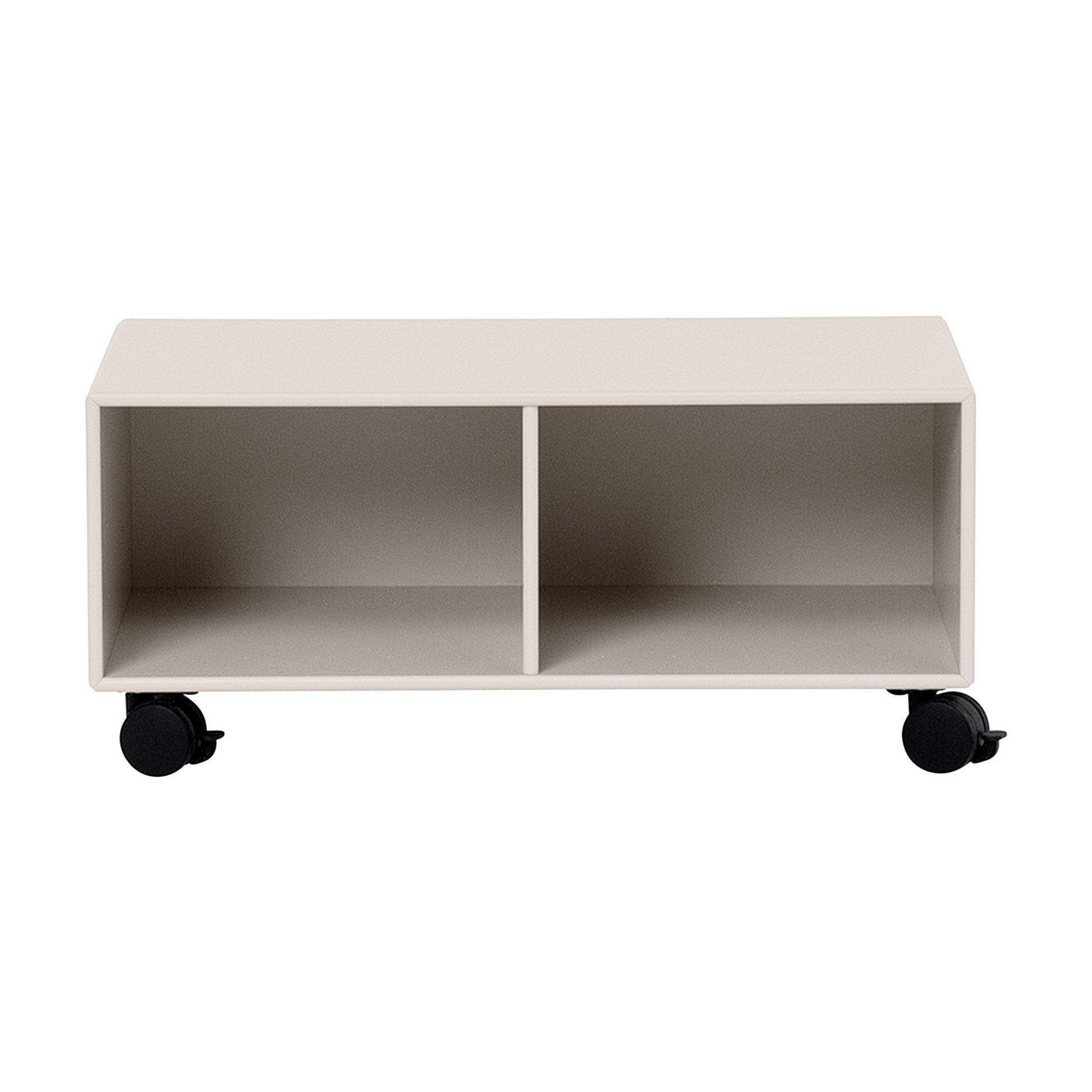 skate sideboard mit rollen h 31cm montana. Black Bedroom Furniture Sets. Home Design Ideas
