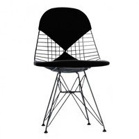 Vitra - Eames Wire Chair DKR-2 Stuhl H42cm