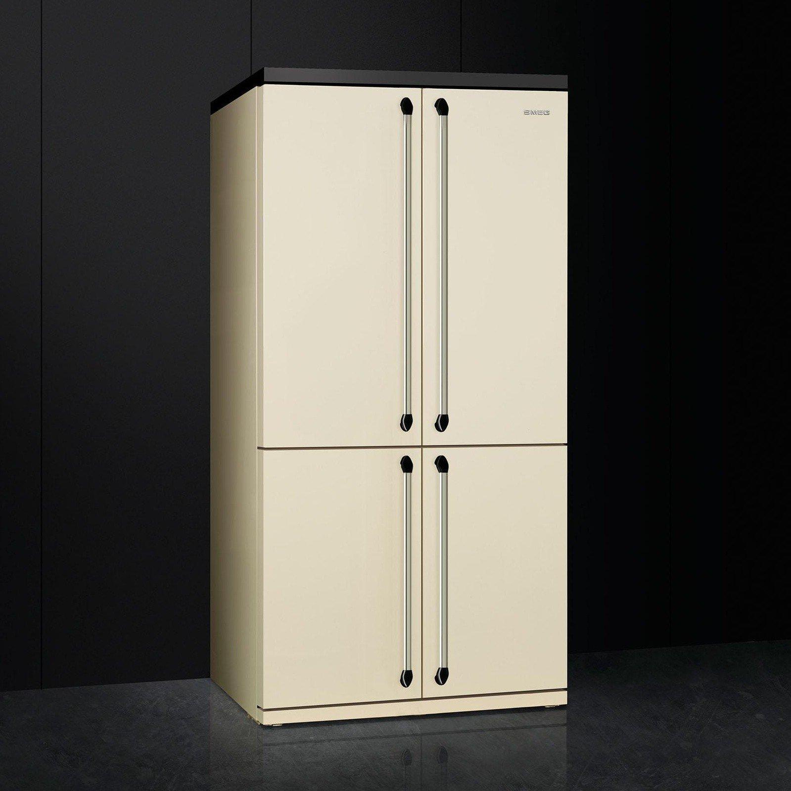 fq960p r frig rateur side by side smeg. Black Bedroom Furniture Sets. Home Design Ideas