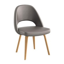 Knoll International - Saarinen Conference Chair - frame oak