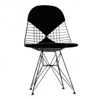 Vitra - Eames Wire Chair DKR-2 H42cm