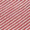 GAN - Garden Layers Big Roll Diagonal Kissen - mandel-rot/Handwebstuhl/LxBxH 78x40x40cm