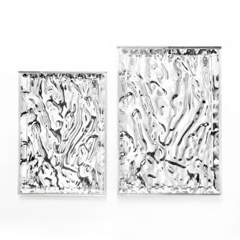 Kartell - Dune Metallic Tablett