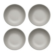 Kartell - Set de 4 assiettes creuse Trama