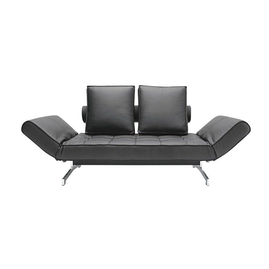 Exceptional Innovation   Ghia Artificial Leather Sofa Bed ...