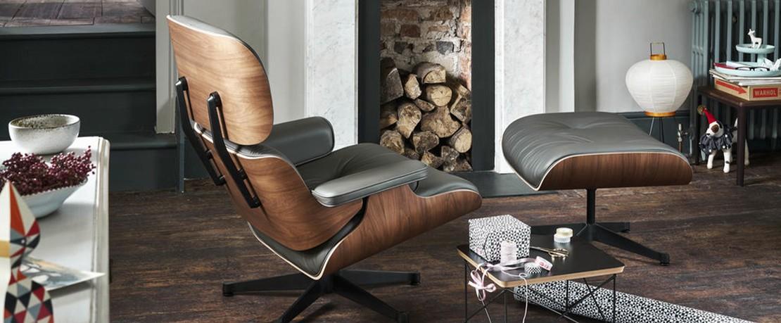Presenter Eames Lounge Chair