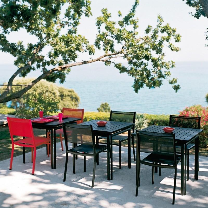 Gartenmobel Polyrattan Dedon : Costa Gartenstuhl  Fermob  AmbienteDirectcom