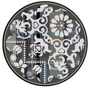 Moooi - Fata Morgana TJ Nr. 15 Teppich - diverse / Ø350cm