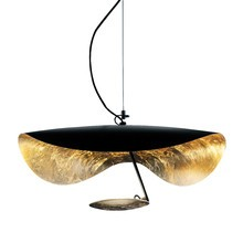 Catellani & Smith - Lederam Manta S1 LED Suspension Lamp