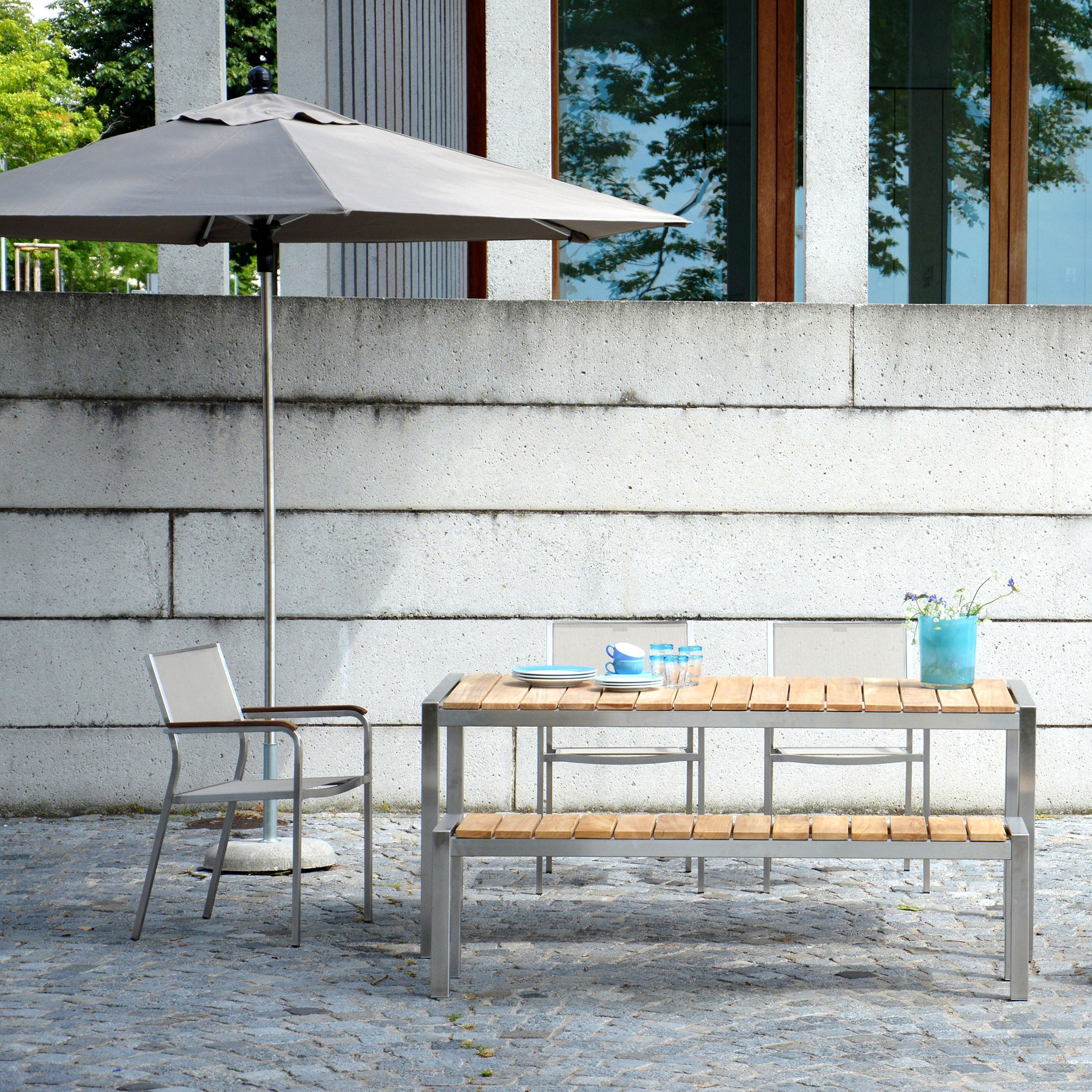 Jan Kurtz Luxury Garden Table Ambientedirect