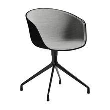 HAY - About a Chair 20 Drehstuhl gepolstert weiß