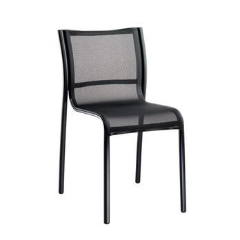 Magis - Paso Doble Stuhl - schwarz/für Innen- und Außenbereich geeignet