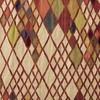 Nanimarquina - Losanges Carpet - multicolour/afghan wool/290x410cm