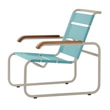 Thonet - Thonet S 35 N All Seasons Garden Lounge Chair