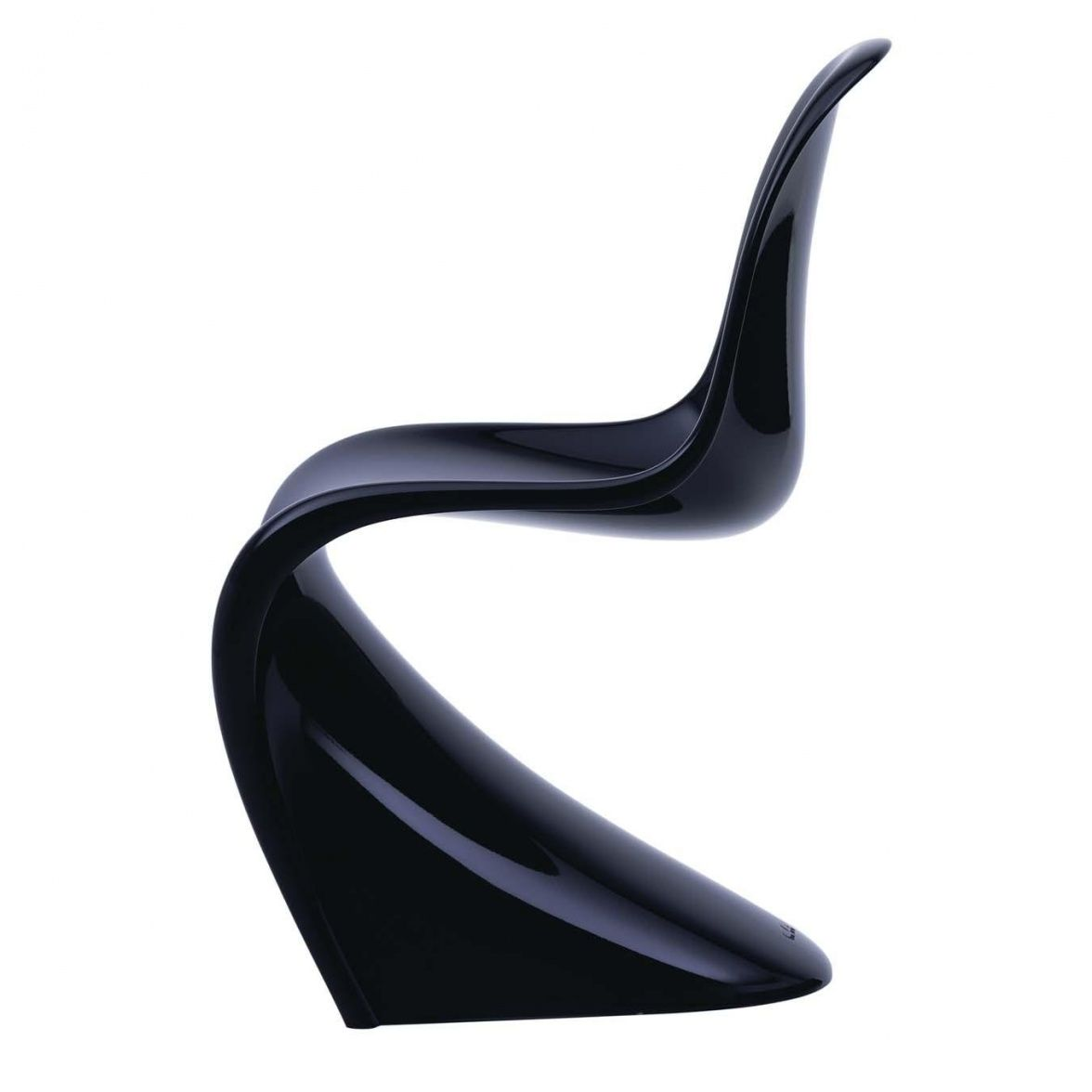 panton chair classic stuhl vitra verner panton. Black Bedroom Furniture Sets. Home Design Ideas