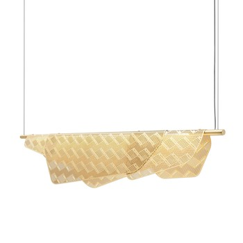 Petite Friture - Méditerranéa LED Pendelleuchte