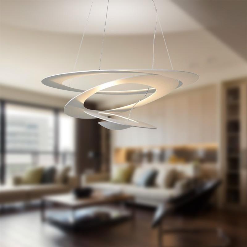 pirce mini led suspension lamp artemide. Black Bedroom Furniture Sets. Home Design Ideas