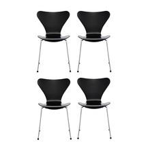 Fritz Hansen - Set de 4 chaises Série 7™