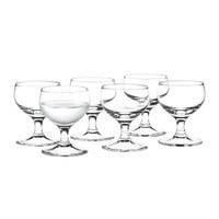 Holmegaard - Royal Schnapsglas 6er Set