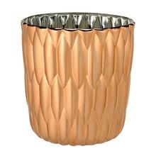 Kartell - Jelly Metallic Vase