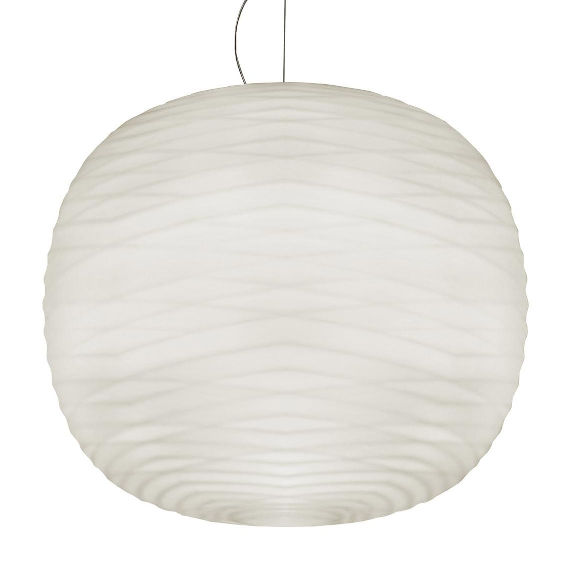 Us Area Phone Code 718%0A Foscarini  Gem LED Suspension Lamp       L    white with