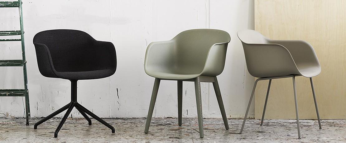 Kollektion Fiber Chair Muuto