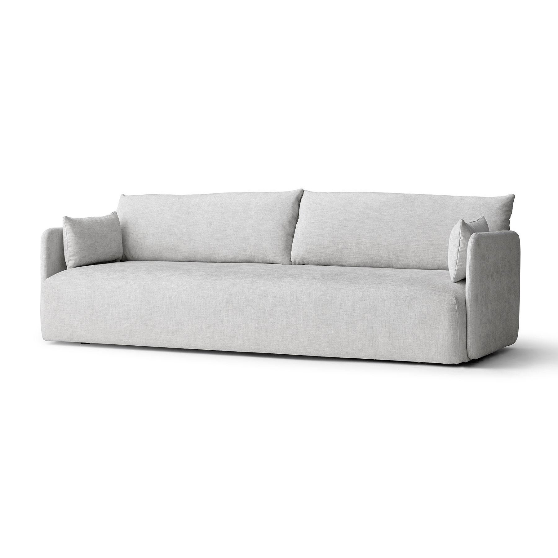 Menu Offset Sofa 3 Seater Ambientedirect