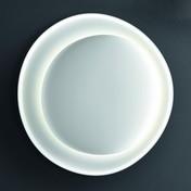 Foscarini - Bahia mini Wandleuchte - weiß/LxBxH 53x6.5x55cm