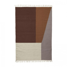 ferm LIVING - Kelim Borders Rug extra large