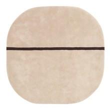 Normann Copenhagen - Oona - Tapis 140x140cm