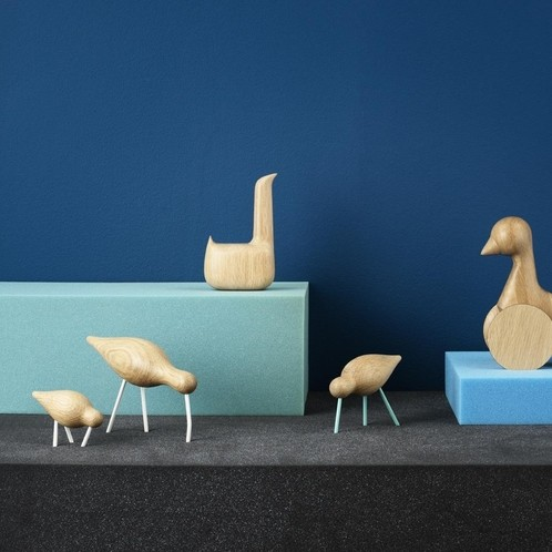 Normann Copenhagen - Shorebird Figur