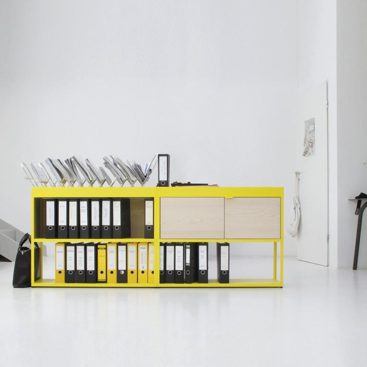 new order regal schrank hay. Black Bedroom Furniture Sets. Home Design Ideas