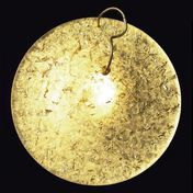 Catellani & Smith - Luna Piena Wall Lamp - gold/brass/Size 2/Ø120cm