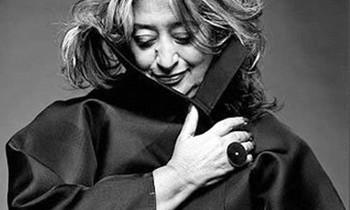 Magazin Designer Zaha Hadid Kachel