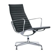 Vitra - EA 116 Aluminium - Chaise de bureau