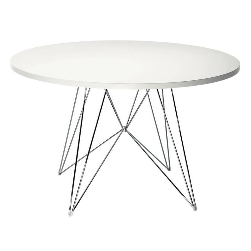 Tischgestell Rund.Tavolo Xz3 Table