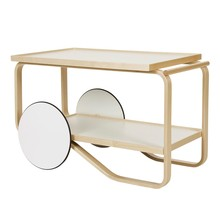 Artek - 901 Tea Trolley Birch Base