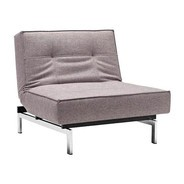 Innovation - Splitback fauteuil chromium