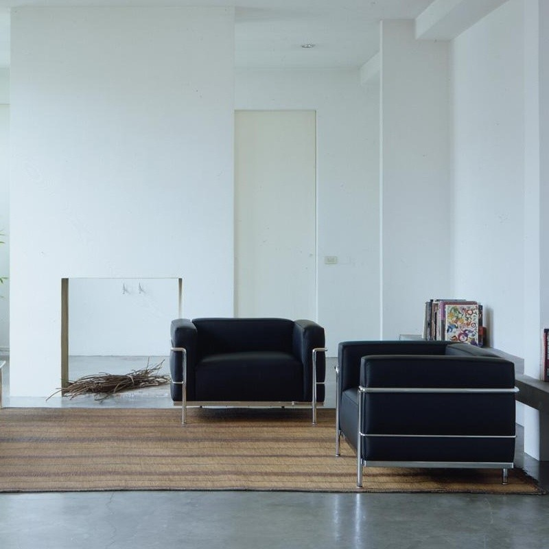 Cassina Le Corbusier Lc3 Sessel Cassina Ambientedirect