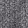 HAY - Bjørn 3 Sitzer Sofa - grau/Stoff Hallingdal 130/Gestell gepolstert/Lieferung ohne Kissen