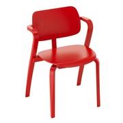 Artek - Chaise avec accoudoirs Aslak