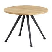 HAY - Table Ø60cm Pyramid Coffee 51