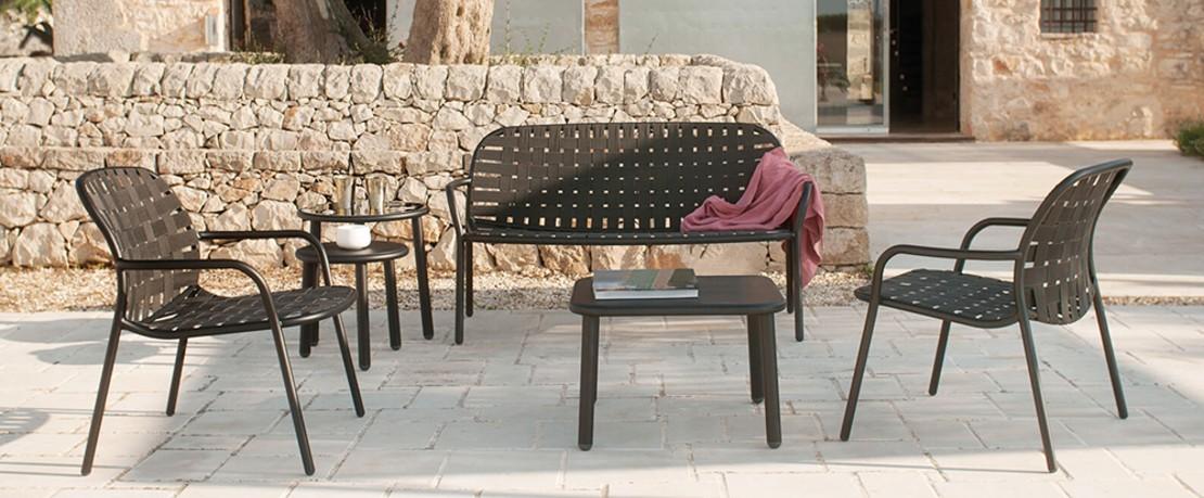 Emu Salon de jardin | Mobilier de jardin design | AmbienteDirect