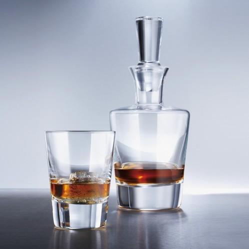 Schott Zwiesel - Tossa Whiskyflasche mit Stopfen 0.75l